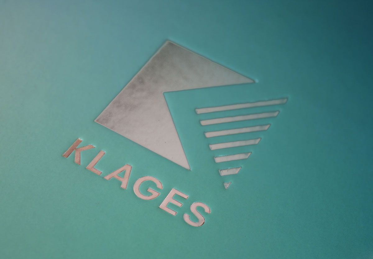 KLAGES & Partner - Logo Closeup